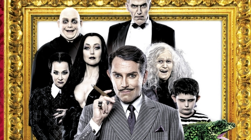 Die Addams Family © Wolfgang Werner Entertainment