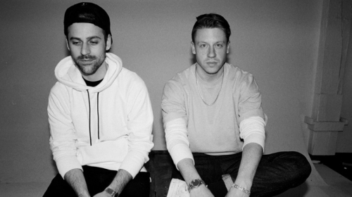 Macklemore & Ryan Lewis © Skalar Entertainment