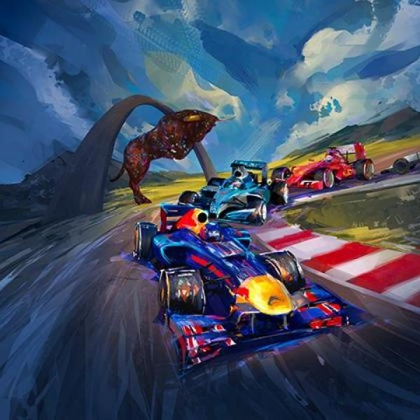 Formel 1 Grand Prix © Red Bull Content Pool