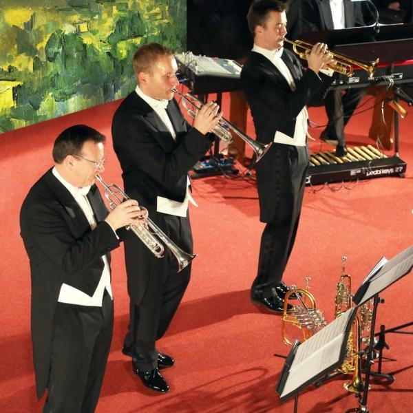 Trumpets in Concert © Lona Barce