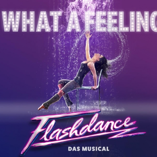 Flashdance - Das Musical © 2 Entertain Germany GmbH
