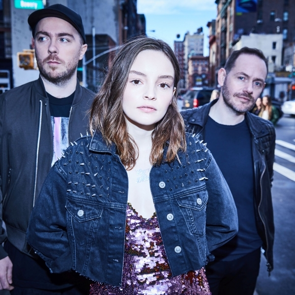 Chvrches © Danny Clinch, Universal Music