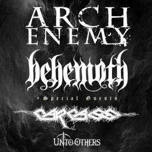 Arch Enemy + Behemoth © Barracuda Music