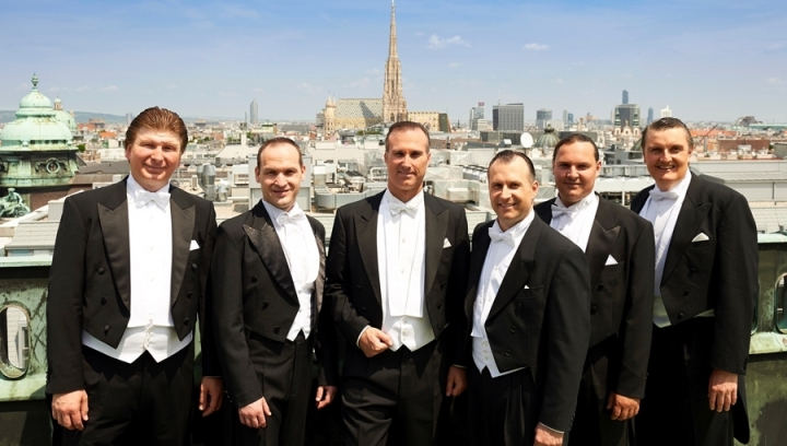 Wiener Comedian Harmonists © wienercomedianharmonists.at