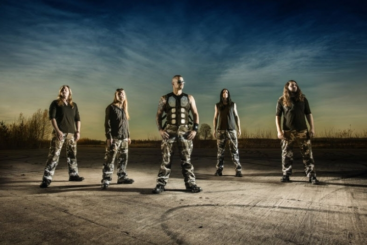 Sabaton © Barracuda Music GmbH