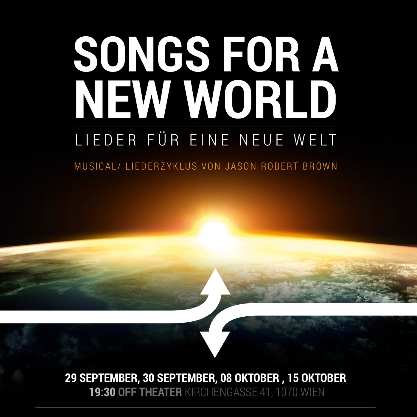 Songs for a new World © Greslehner