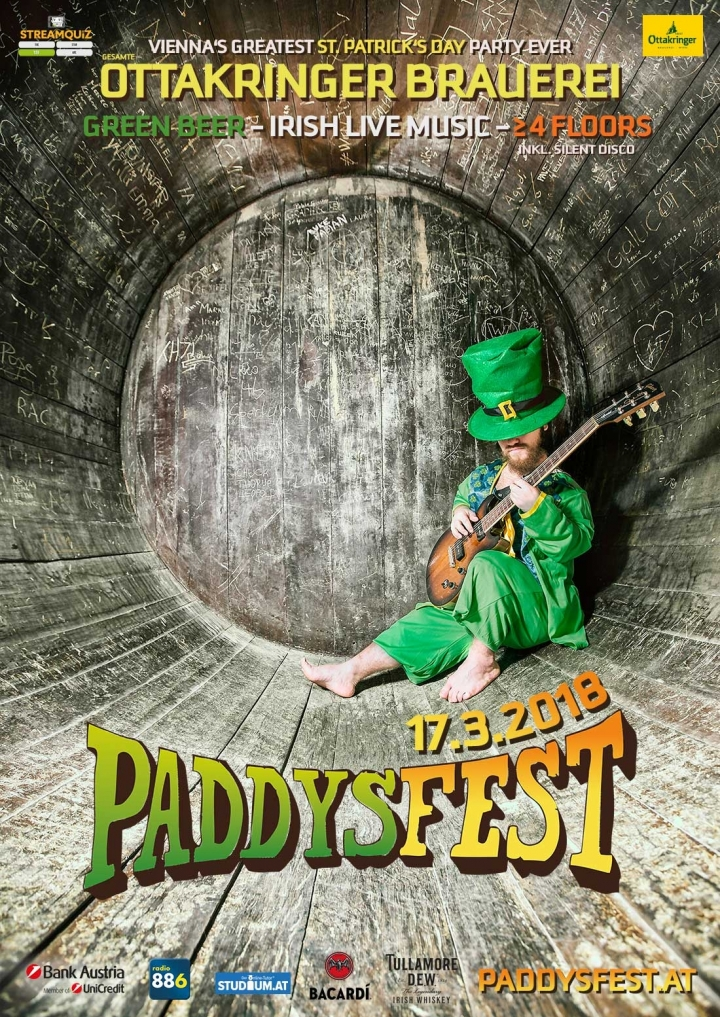 Paddysfest 2018 © Hörsaal Entertainment