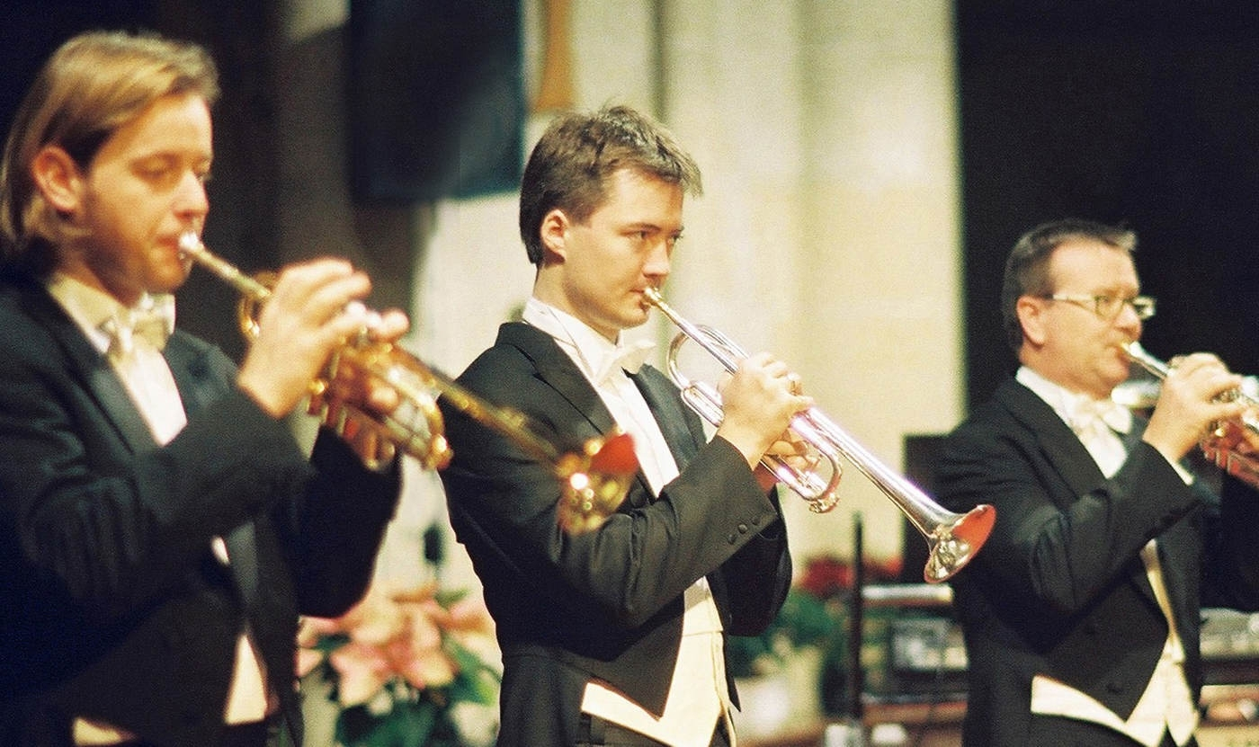 Trumpets in Concert © Professional Concerts/ Leonhard Leeb