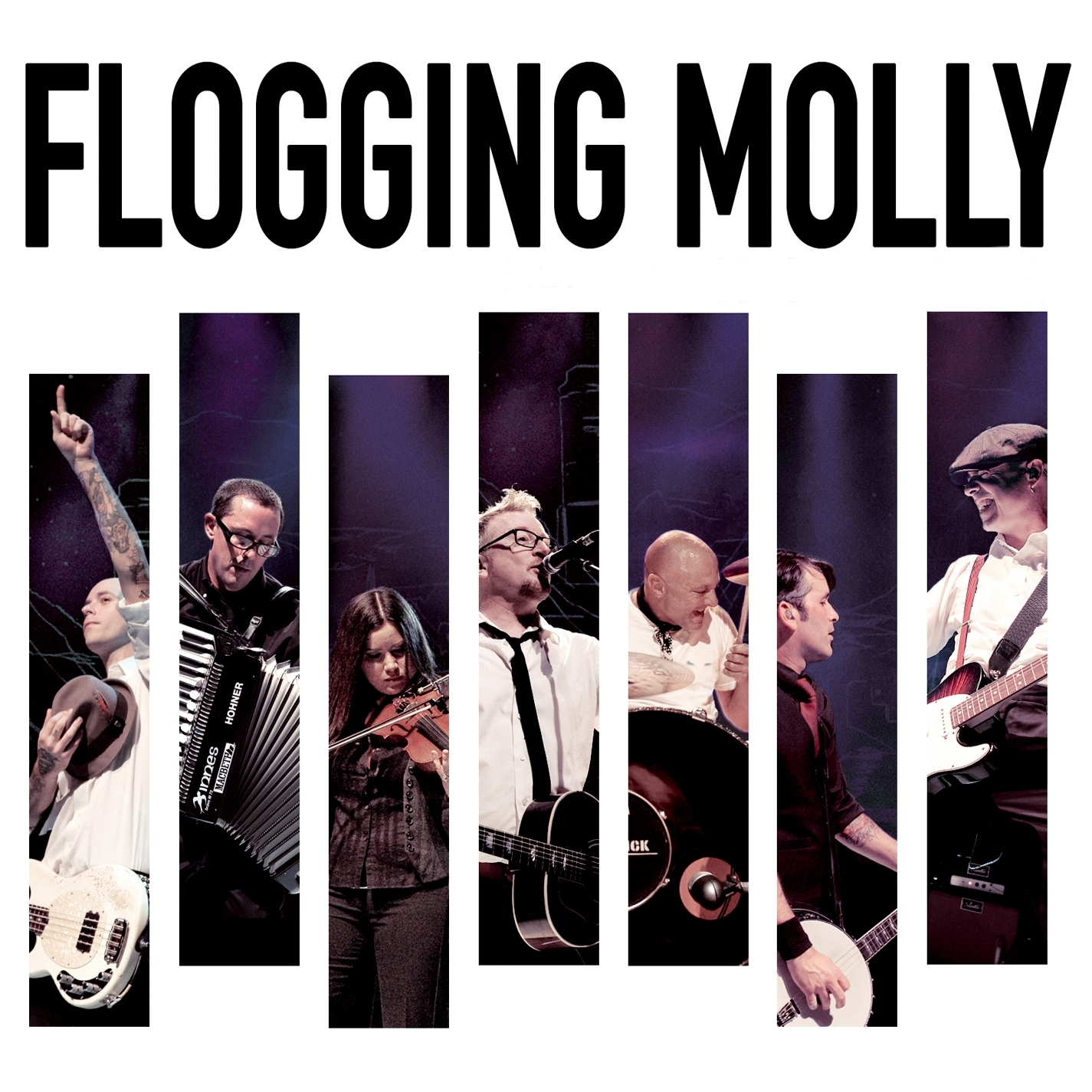 Flogging Molly © Barracuda