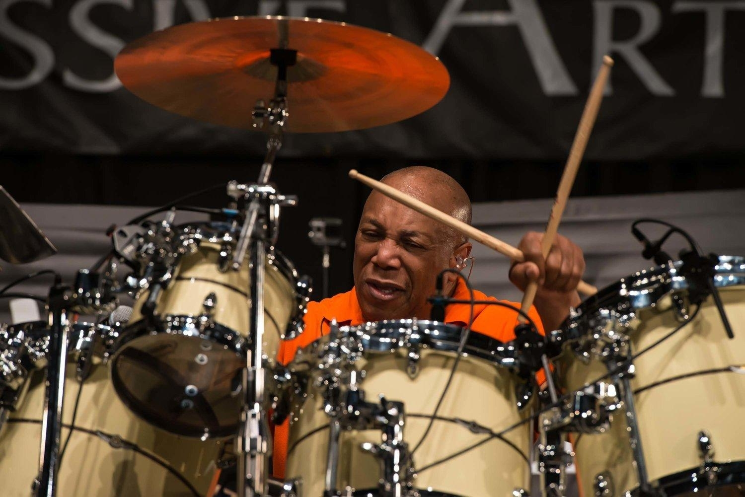 Billy Cobham Crosswinds Project © Porgy & Bess