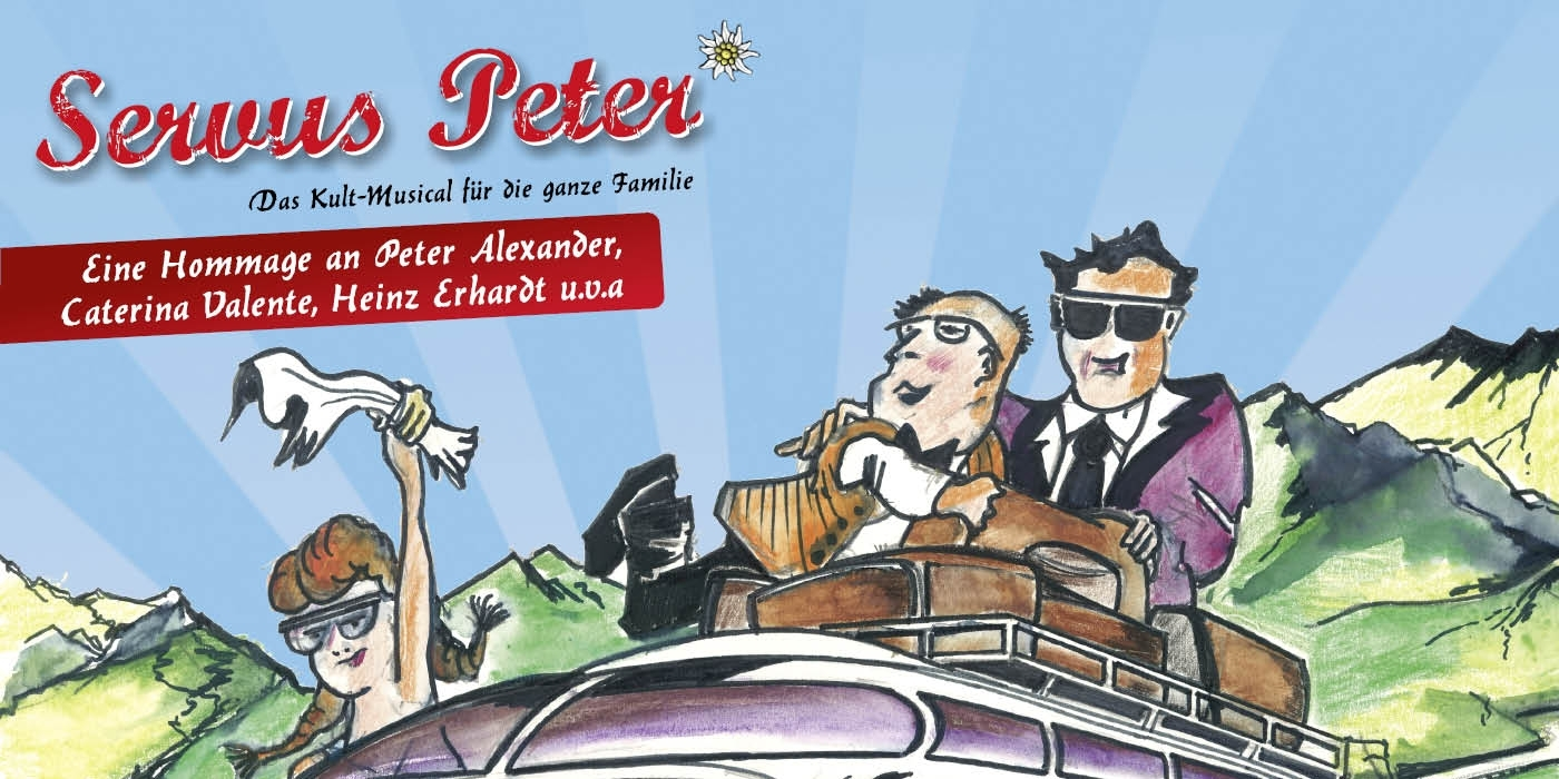 Servus Peter © Entertainment Pool UG